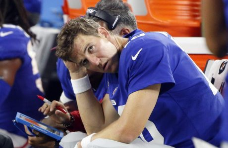 Power Rankings, Manning, Giants