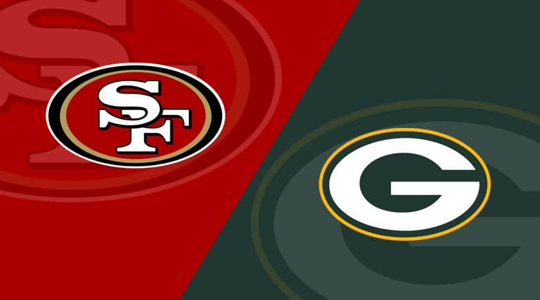 NFC Championship Game 49ers Packers