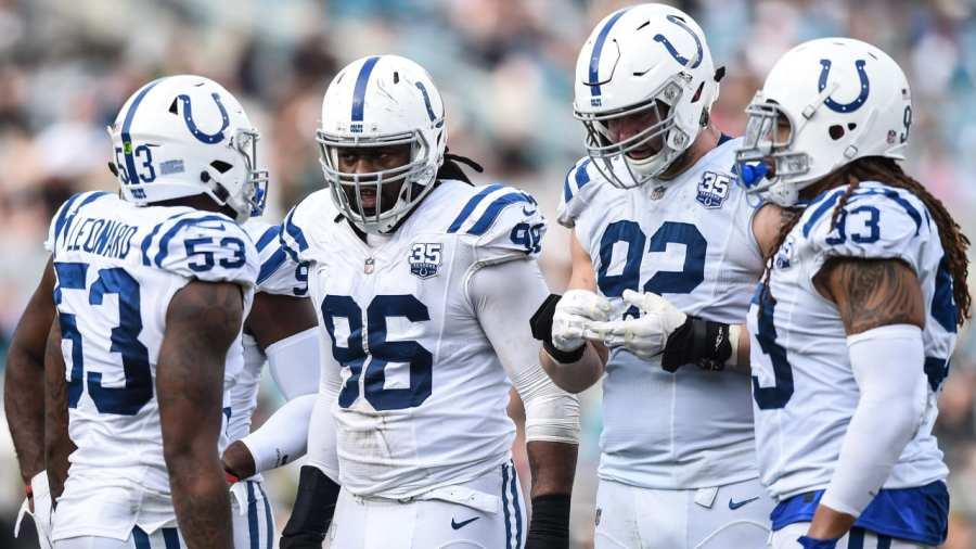 NFL Draft Colts, Week 5 NFL