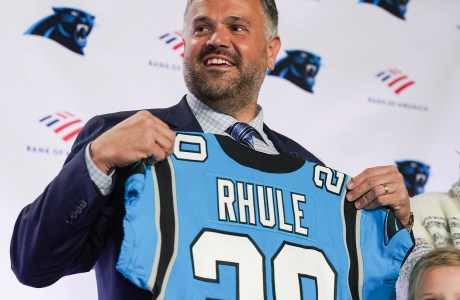 Panthers 2020 NFL Draft