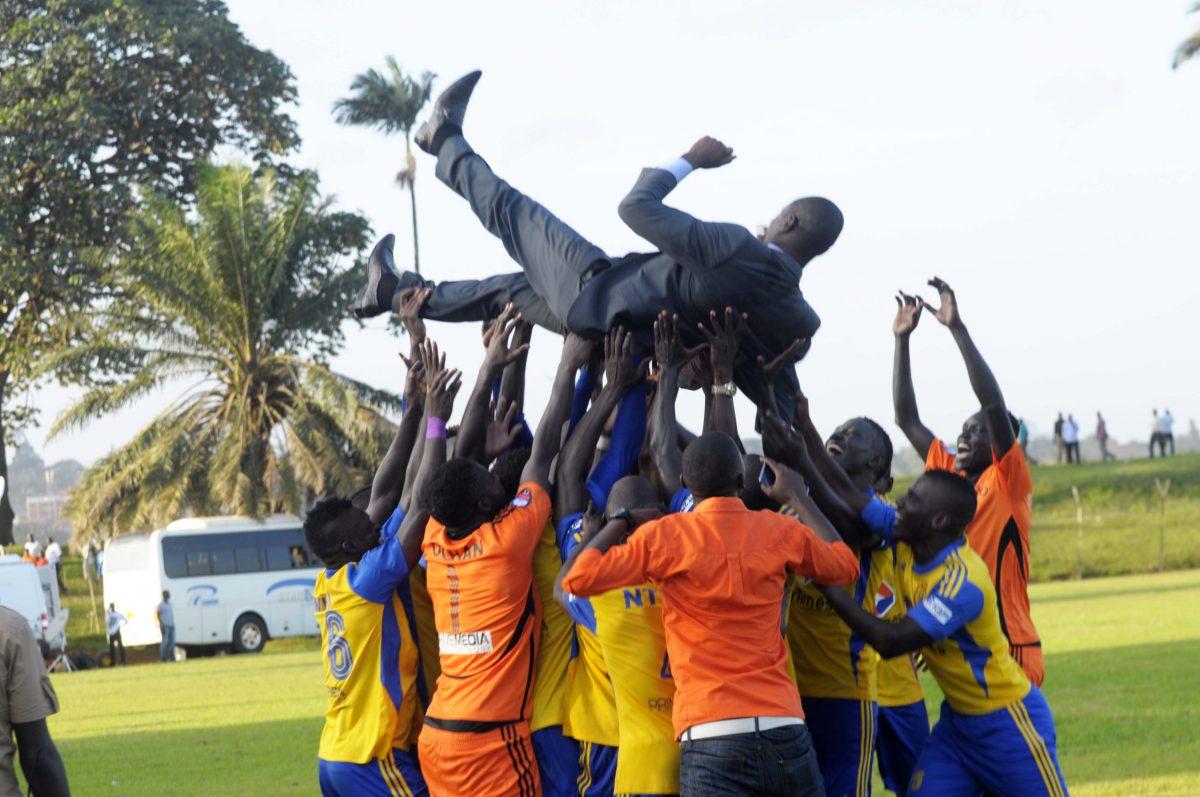 mike mutebi - KCCA FC