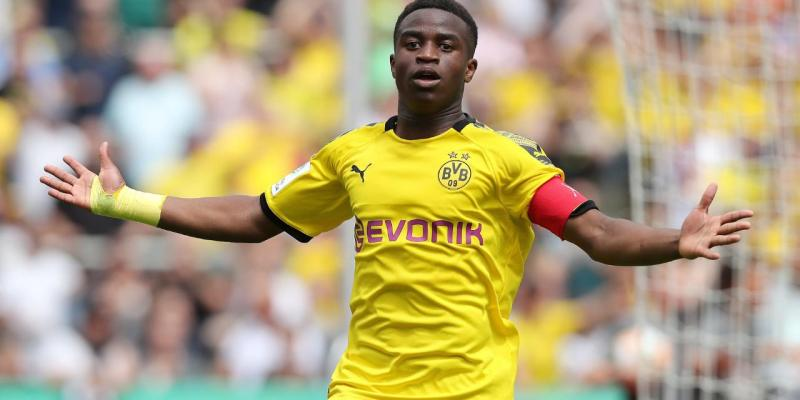 Bundesliga: Dortmund to play German-Cameroonian wonder-kid
