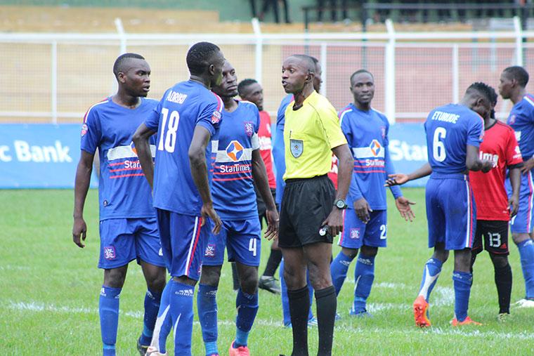 Emmanuel kiweewa - the-5-strangest-moments-in-the-uganda-premier-league