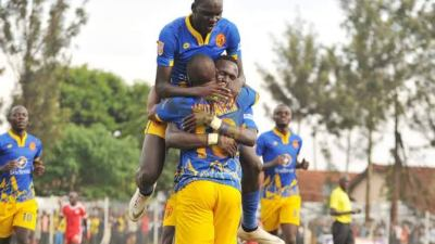 KCCA FC - KCCA FC: 5 players whose future remains uncertain