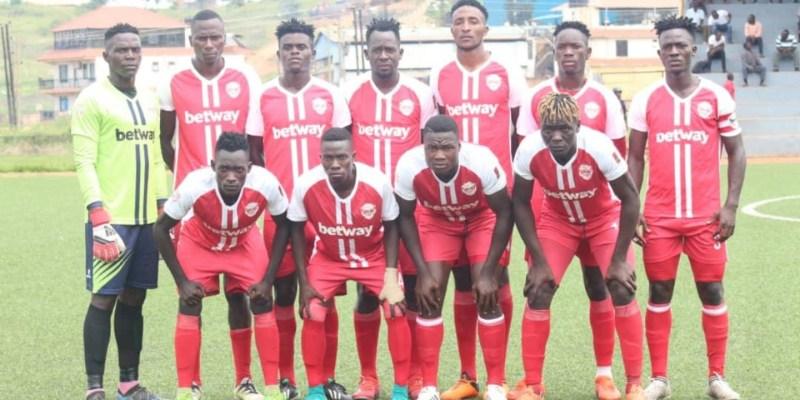 Express FC: Wasswa Bbosa