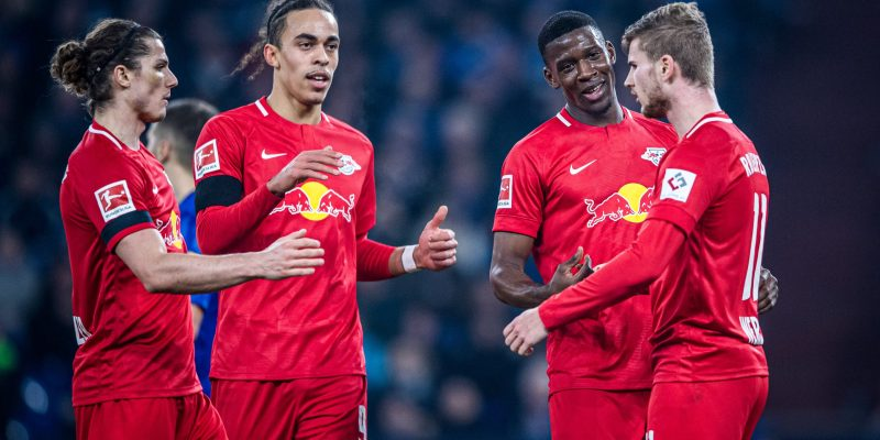 Dortmund - Tensions at the Red Bull Arena