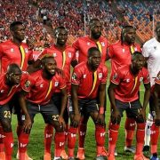 Uganda FIFA rankings