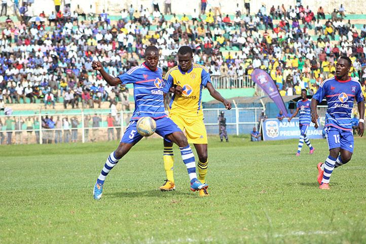 KCCA FC vs SC Villa
