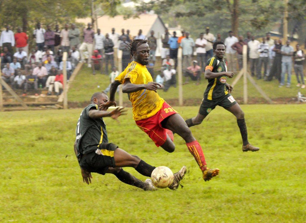Uganda Premier League goal machines