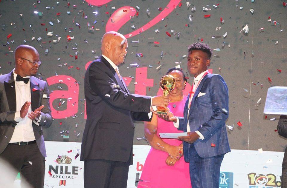 Allan Okello - KCCA FC - Mike Mutebi