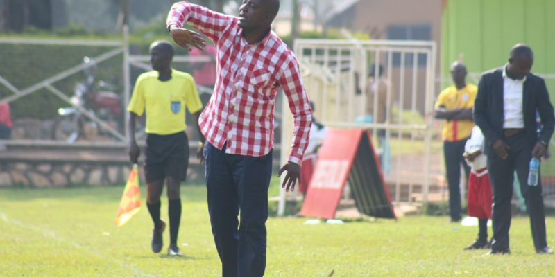 Express FC - Wasswa Bbosa