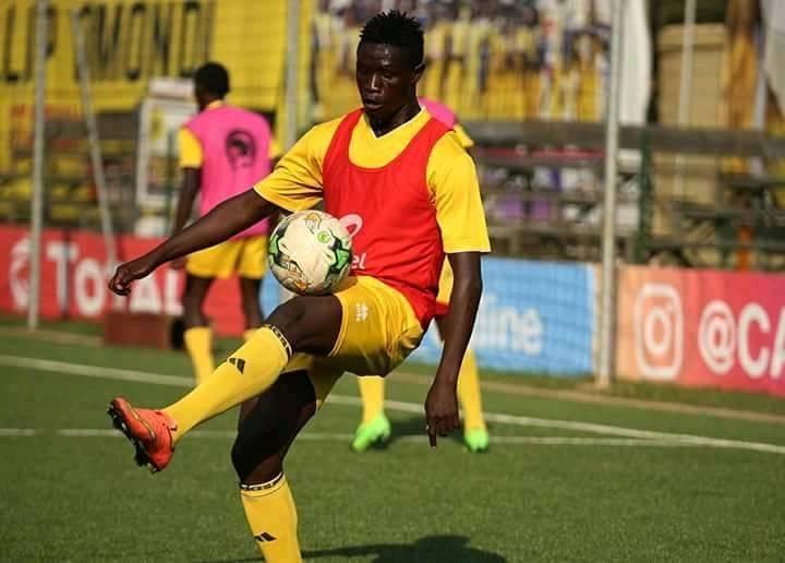 Paul Musamali - The Touchline Sports