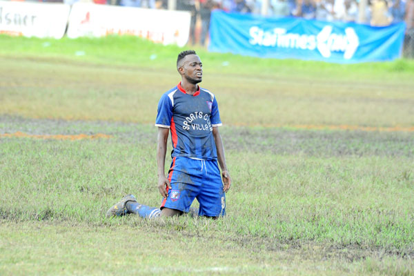 Emmanuel Kalyowa - SC Villa to pay player