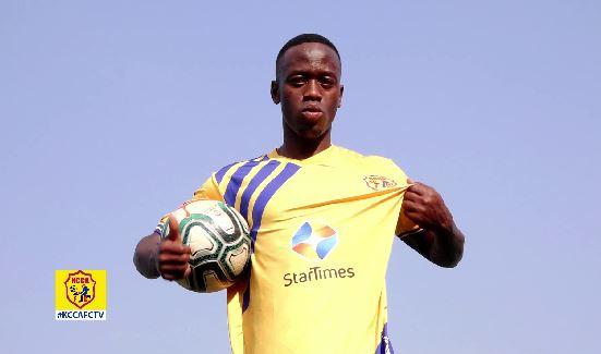 Brian Aheebwa - KCCA FC