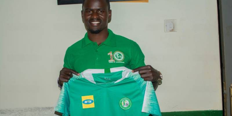Gabriel Matata: seventh signing to be unveiled at Onduparaka FC