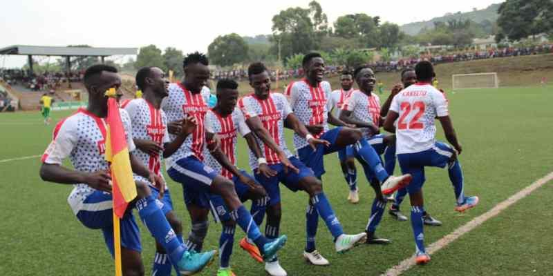 StarTimes UPL 2020 Busoga United