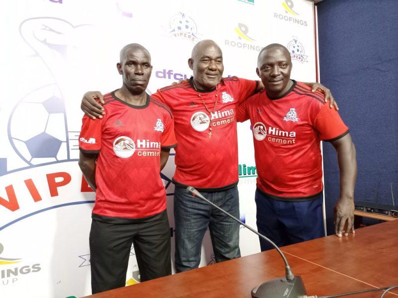 Paul-Kiwanuka-Francis Mugerwa and Fred Kajoba - StarTimes UPL