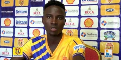Andrew Kawooya - KCCA FC - The Touchline Sports