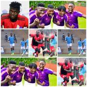 Timeline Wakiso giants Kitara - the touchline sports