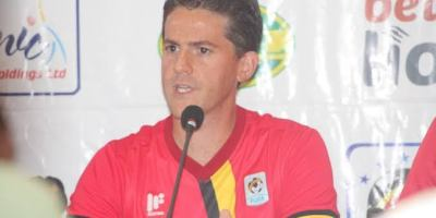 Johnathan McKnistry Cranes AFCON - the touchline sports