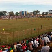 Busoga United Kakindu Stadium - the touchline sports