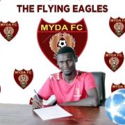 Paul Kibande joins MYDA - the touchline sports