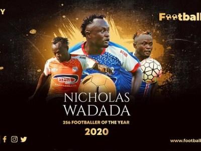 Nicholas Wadada wins 2020 FOTY award