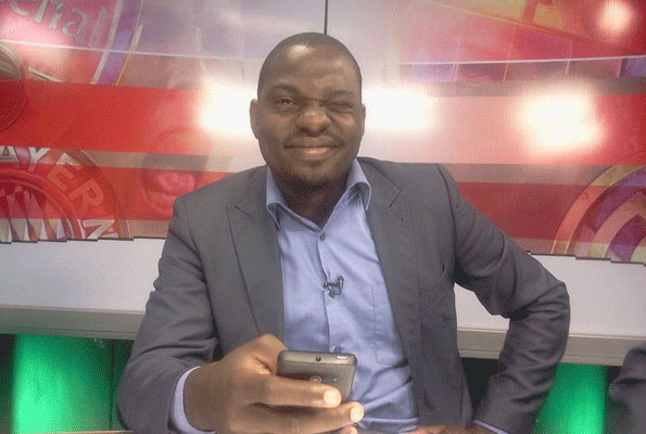 Ismail Dhakaba Kigongo - the touchline sports