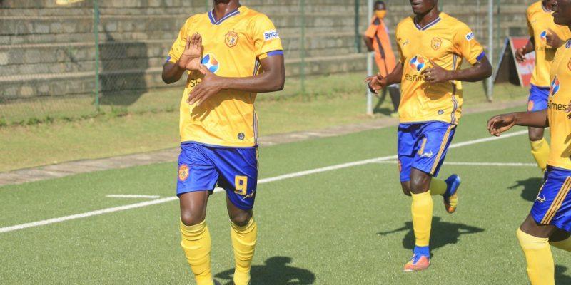KCCA FC hosts Mbarara City