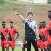 McKinstry names provisional squad ahead of CHAN 2021 finals