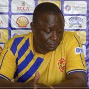 Mike Mutebi, KCCA FC vs URA FC
