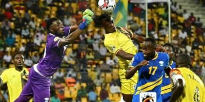 Rwanda 0-0 Uganda Chan 2021