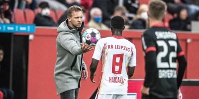 Julian Nagelsmann - RB Leipzig coach, Bundesliga