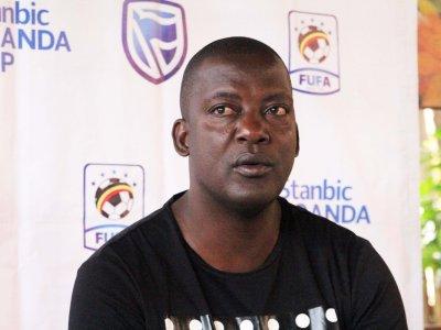 Wasswa Bbosa - Express FC