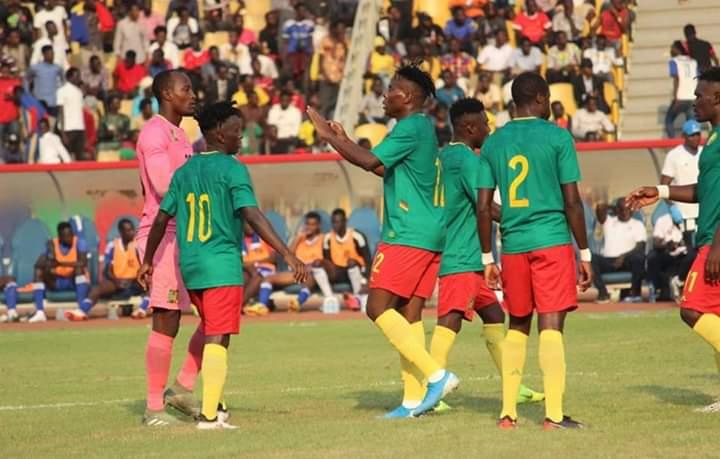 Cameroon - Chan 2021 semifinals