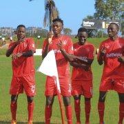 Express FC takes on KCCA FC at Wankulukuku