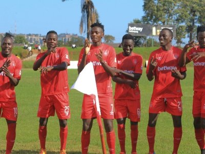 Express FC takes on KCCA FC at Wankulukuku