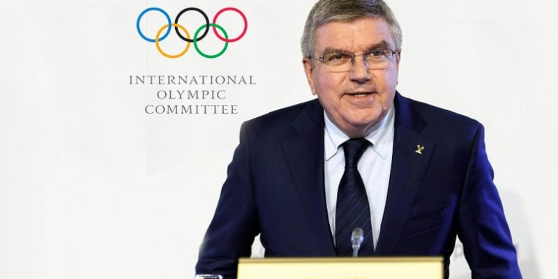 Thomas Bach - IOC president