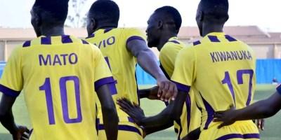 Proline FC 4-1 MYDA - Uganda Cup round of 32