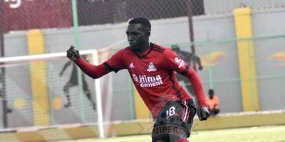 Geoffrey Wasswa joins SC Villa