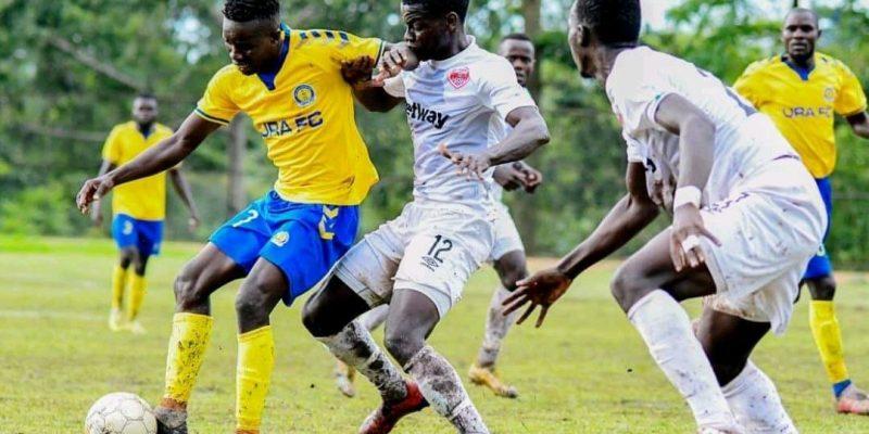 Uganda Cup - Express FC, URA FC