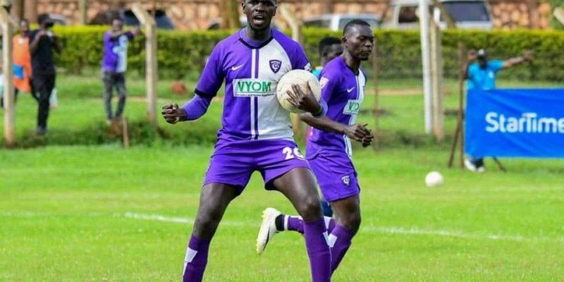 Wakiso Giants 5-1 UPDF FC