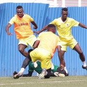 Uganda Cranes final squad to face South Africa in friendly named