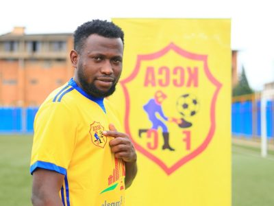 Yasser Mugerwa: I want to take KCCA back to the CAF Champions League