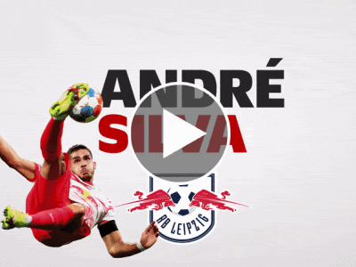 The Touchline Sports - André Silva – RB Leipzig's man for the spectacular