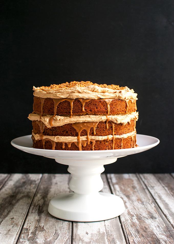 Perfect Caramel Cake