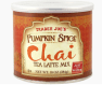 Pumpkin Spice Chai Tea Latte Mix, $3.99