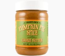 Pumpkin Pie Spice Cookie Butter, $3.69