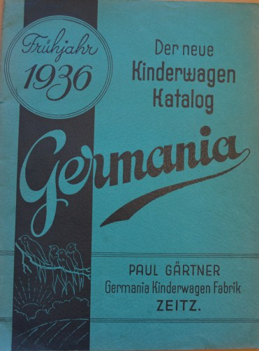 Germania Kinderwagen Fabrik