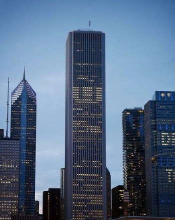 Chicago Aon Center
